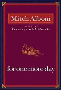mitch albom - for one moreday